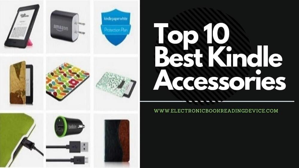 TOP 10 Best Kindle accessories