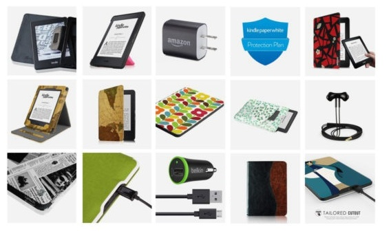 Top 10 Kindle Accessories: The Most Popular Accessories for Kindle List 2018