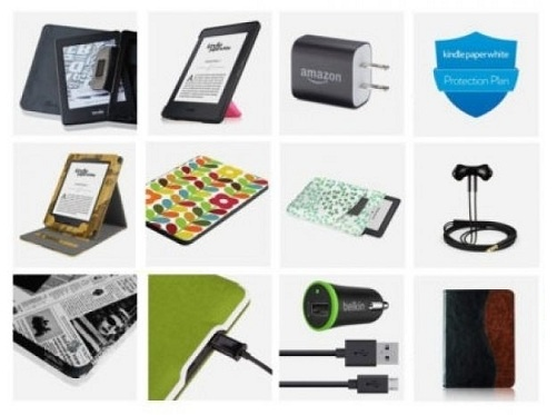 best 10 accessories for Amazon Kindle device