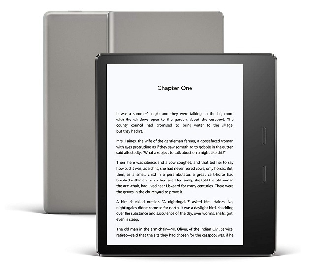 kindle oasis image