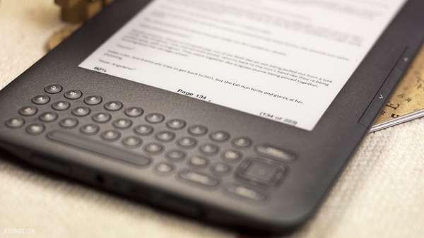Kindle Keyboard 3G, Free 3G + Wi-Fi, 6″ E Ink Display Review