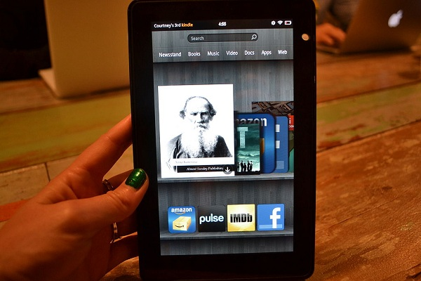 Kindle Fire Review: How Good is the Fire Tablet?