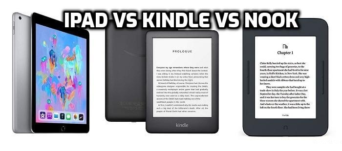 Kindle Vs Sony Reader: Comparison And Review [2019]