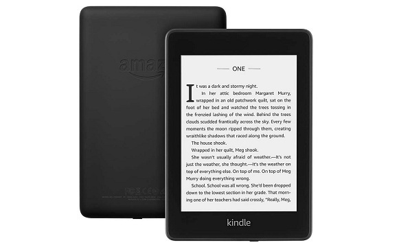 amazon kindle paperwhite ebook reader image