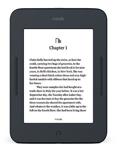 Kindle Fire vs Nook