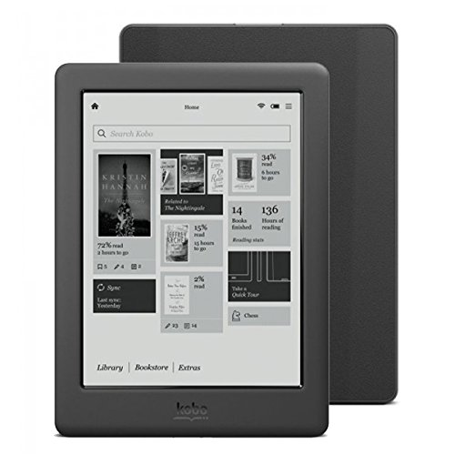 Kindle vs Kobo ereader