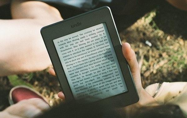 kindle ebook reader image