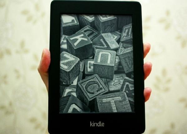 Kindle paperwhite image