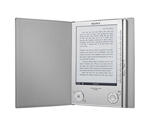 Sony PRS 505 Review Reader