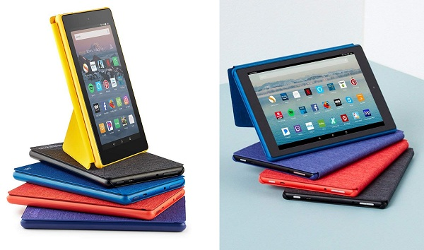 Fire HD 10 vs Fire HD 8
