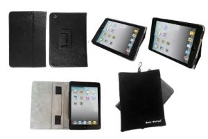 Genuine Leather Case for iPad Mini