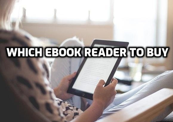 Which eBook Reader to Buy
