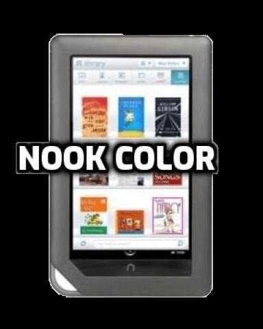 nook color tablet