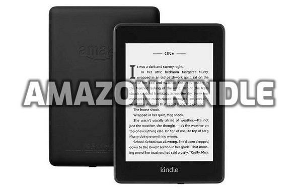 amazon kindle ebook reader image