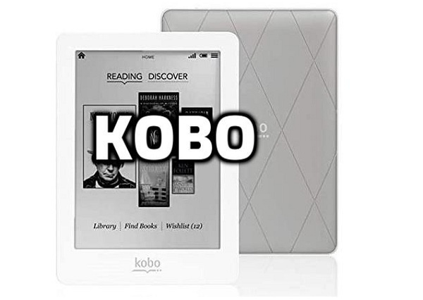 Kobo ebook reader image