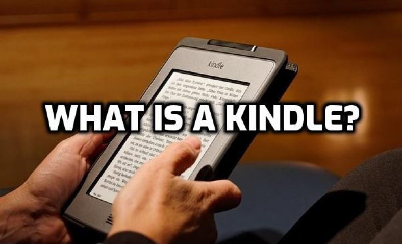 what is a kindle