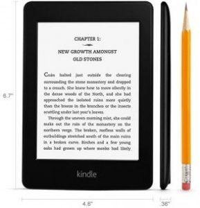 ereader or tablet - choose kindle paperwhite ereader