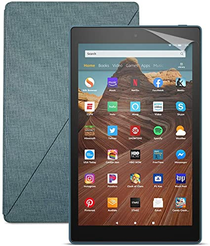 Amazon Kindle Fire 10 - what is the best tablet for college students