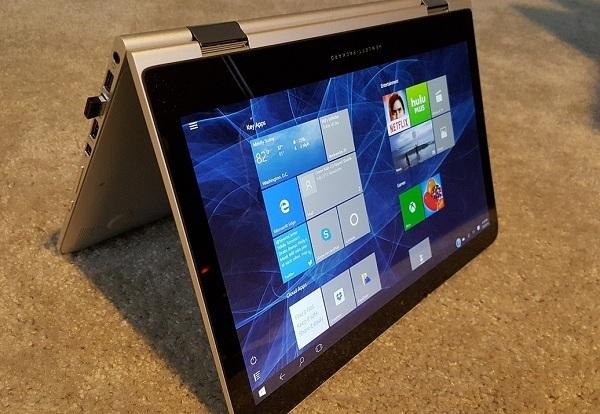 tablet or laptop