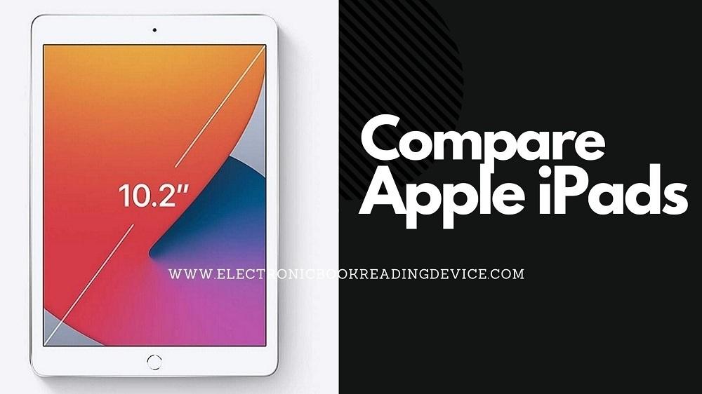Compare iPads Apple