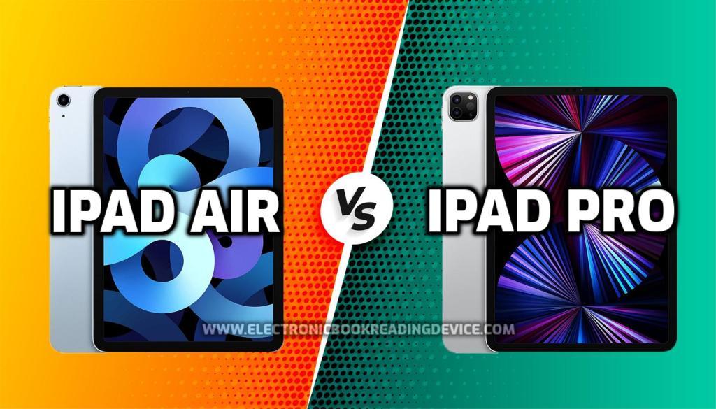 iPad Air vs iPad Pro featured image